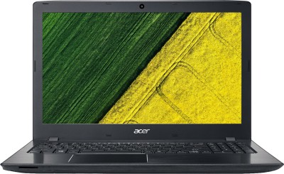 Acer Aspire E 15 Core i3 6th Gen - (4 GB/1 TB HDD/Linux) E5-576 Laptop(15.6 inch, Black, 2.23 kg)