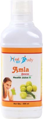Healurbody Amla Swaras 500 ml Healurbody Fruit Juice