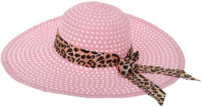 Tahiro Pink Fedora Hat(Pink, Pack of 1)