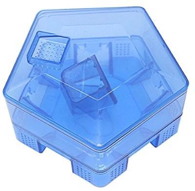 Maison & Cuisine Cockroach trap box Efficient and Reusable Cockroach Trap Killer,(278-25)