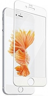MudShi Edge To Edge Tempered Glass for Apple iPhone 6s Plus(Pack of 1)