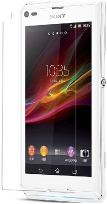 Zootkart Tempered Glass Guard for Sony Xperia L(Pack of 1)