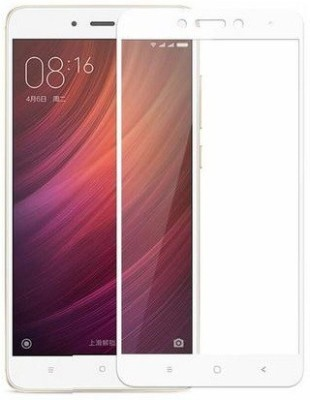 MudShi Tempered Glass Guard for Mi Redmi 4(Pack of 1)