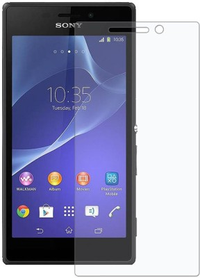 MudShi Tempered Glass Guard for Sony Xperia E1(Pack of 1)