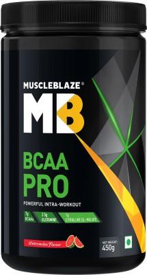 MuscleBlaze BCAA Pro (450gm, Watermelon)