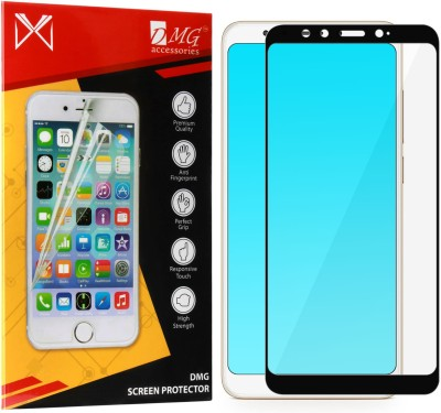 Aspir Edge To Edge Tempered Glass for Mi A2