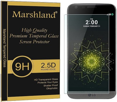 Marshland Tempered Glass Guard for 9H Hardness, 0.33mm Thickness, Bubble Free, 99% Transparency, Shatter Proof, Oleo Phobic Coating, Anti Scratch, Anti Shock, LG G3 Stylus(Pack of 1)