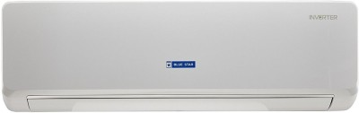 View Blue Star 1.5 Ton 3 Star BEE Rating 2018 Inverter AC  - White(3CNHW18NAFU, Copper Condenser)  Price Online