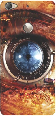 SPAZY CASE Back Cover for Mi Redmi 3S Prime Multicolor