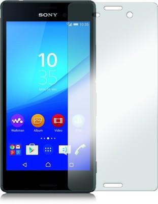 BLACK GORILLA Tempered Glass Guard for Sony Xperia M4 Aqua