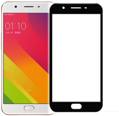 MudShi Tempered Glass Guard for Oppo F1s(Pack of 1)