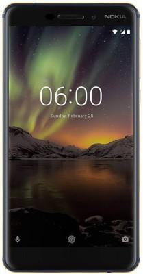 Nokia 6.1  Gold, Blue, 64  GB  4  GB RAM Nokia Mobiles
