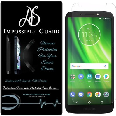 AS Impossible Screen Guard for Motorola Moto G6 Play(Pack of 1)