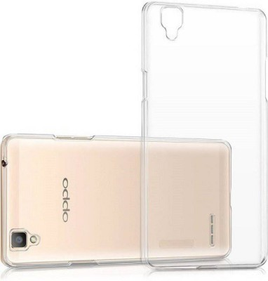 Techforce Back Cover for SONY XPERIA R1 PLUS Transparent