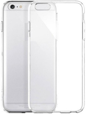 Techforce Back Cover for OPPO F3 Plus Transparent