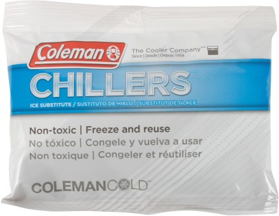Coleman Ice Substitute Soft - Small (Pack of 4) Ice Substitute Soft - Small (Pack of 4)(White, 1 L)