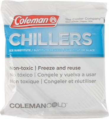 Coleman Ice Substitute Soft - Large (Pack of 4) Ice Substitute Soft - Large (Pack of 4)(White, 1 L)