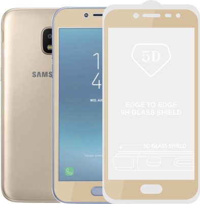 Case Creation Tempered Glass Guard for Samsung Galaxy A6 2018(Pack of 1)