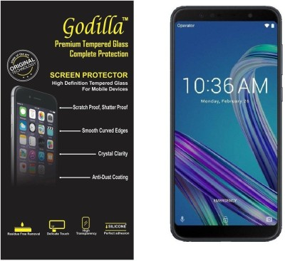 GODILLA Impossible Screen Guard for Asus Zenfone Max Pro M1(Pack of 1)