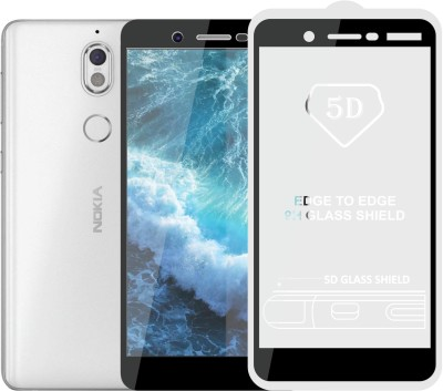 Case Creation Tempered Glass Guard for Nokia 7 Android(Pack of 1)