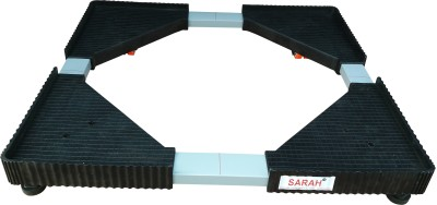 Sarah Adj. Fridge / Top Loading Fully Automatic Stand / Washing Machine Trolley