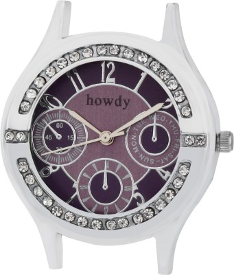 Howdy SS316  Analog Watch For Women