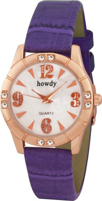 Howdy SS386  Analog Watch For Girls