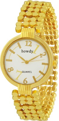 Howdy SS407  Analog Watch For Girls