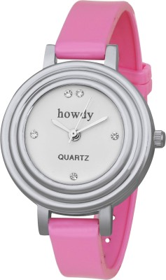 Howdy SS408  Analog Watch For Girls