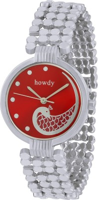 Howdy SS400  Analog Watch For Girls