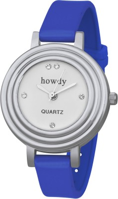 Howdy SS409  Analog Watch For Girls
