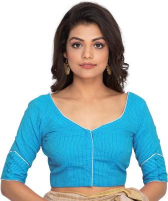 Rene V-Neck Women Stitched Blouse