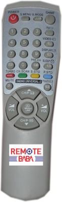 REMOTE BABA TV UNIVERSAL REMOTE Remote Controller(GRAY)