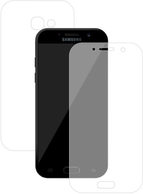 Case Creation Front and Back Screen Guard for Samsung Galaxy A3 (2016)(Pack of 2)