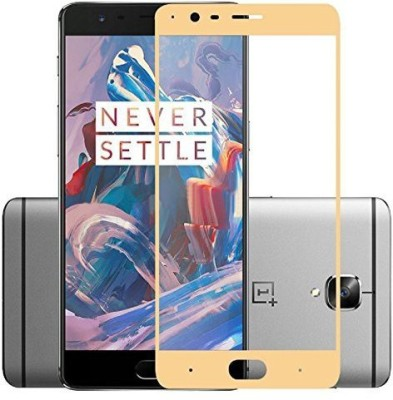 itrusto Tempered Glass Guard for OnePlus 3T(Pack of 1)
