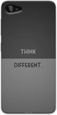 Tecozo Back Cover for Lenovo Z2 Plus(Grey, Waterproof, Plastic)