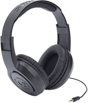 Samson SR350 Wired Headset without Mic(Black, Wireless over the head)