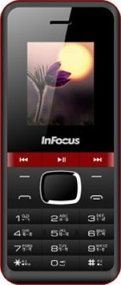 InFocus Hero Play M1(Black & Red)