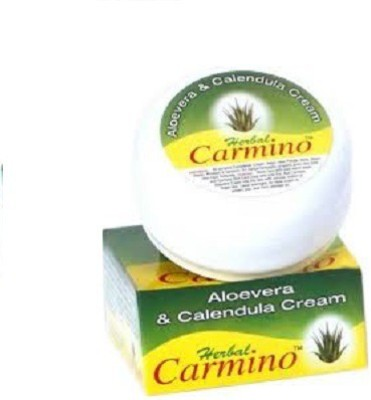 Carmino Aloevera & Calendula Cream 195 Gms [ Pack of 1](195 g) Flipkart