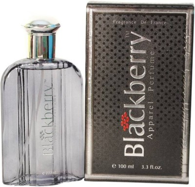 Blackberry apparel (For Men & Women) LONG LASTING Eau de Parfum  -  100 ml(For Men & Women)