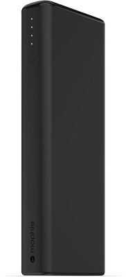Mophie 10400 mAh Power Bank Black, Lithium Polymer Mophie Power Banks
