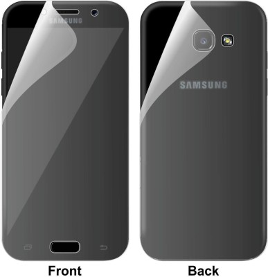 Case Creation Front and Back Screen Guard for Samsung Galaxy A3 (2017)