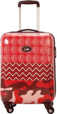 Genie Fusion Cabin Luggage   21 inch Genie Suitcases
