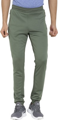 FIFA Solid Men Green Track Pants at flipkart