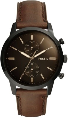 FOSSIL FS5437 44MM TOWNSMAN Analog Watch - For Men