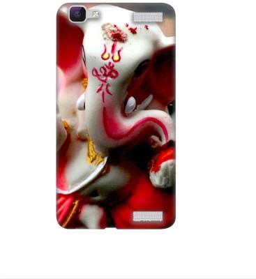 Flipkart SmartBuy Back Cover for Vivo V1 Max(Multicolor)