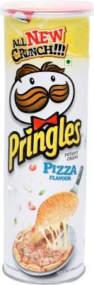 Pringles Pizza Flavour Potato Chips(107 g)