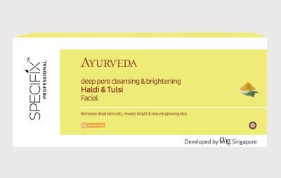 VLCC Specifix Professional Ayurveda Haldi and Tulsi Facial