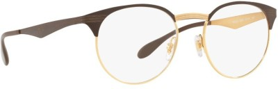 Ray-Ban Half Rim Oval Frame(51 mm)