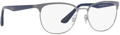 Ray-Ban Half Rim Square Frame(53 mm)
